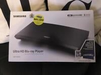 Samsung 4K Ultra Hd Blu Ray DVD Player