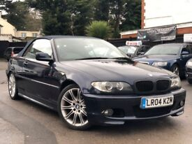 BMW 3 Series 2.0 318Ci Automatic M Sport Full Service History Long MOT + Finance Available