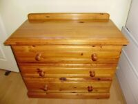 Chest of drawers, good condition, quality made