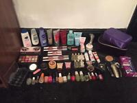 Makeup cosmetics look new free cheap sale wholsale joblot