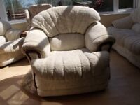 Extremely Comfy Armchair from a smoke, pet and child free home.