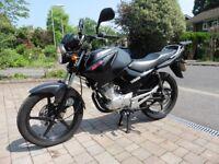 --Yamaha YBR125 2012 -- Great Condition, 12 month MOT - Not Cg125 cbr125 r125