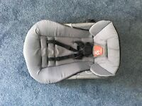 Phil and Teds Dash Double Kit (Grey)