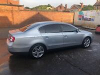 Very clean passat automatic silver on sale