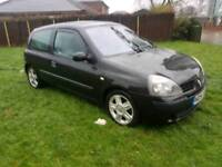 JUST COME IN PART EX 2005 RENAULT CLIO 1.5 DCI DIESEL ONLY £30 YEAR ROAD TAX