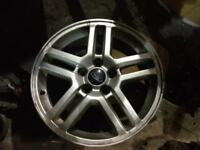 Ford focus c max 1-6inch alloy wheel