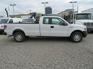 2014 Ford F-150 Ext Cab 2wd Long box loaded
