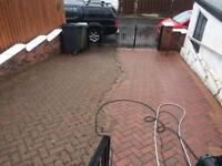 Power Washing, paths cleared Salted Gritted, garden Tidy ups.