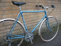531 Claud Butler flat bar road / racer bike | Serviced | Central Oxford | Warranty