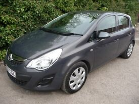2013 Vauxhall Corsa 1.3 CDTi ecoFLEX 16v Exclusiv (s/s) 5dr Cheap Used Cars Leicester Finance
