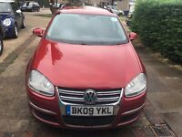 VW GOLF 1.9 ESTATE PCO REGISTERED