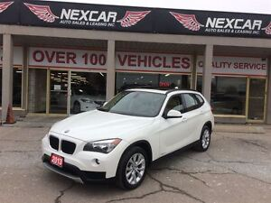 2013 BMW X1 AUTO* AWD LEATHER PANORAMIC ROOF 99K