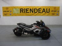 2012 Can-Am Spyder RS-S SE5