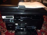 LaserJet Pro M1217nfw Multifunction Printer
