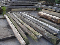 Huge Range of Reclaimed Oak in Stock