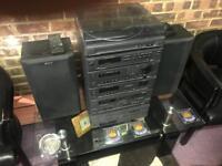 Sony Hifi stack system system