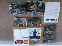 Lego Star Wars Daily Mirror Colection Full Set Unopened X6 & Collectors Box NEW Can Post!