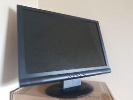 AOC 20 Inch Wide Screen TFT, 1680x1050 (WSXGA), Glossy with Speakers