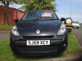 Clio diesel 2009/59 cheap tax