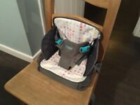 Tomy travel high chair seat