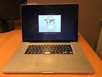 """Apple MacBook Pro A1297 17"""" 2.8Ghz, 8GB RAM, 1TB HDD"""