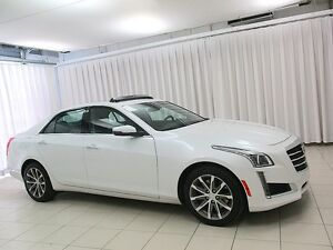 2016 Cadillac CTS CTS4 3.6L AWD w/ PANORAMIC ROOF, NAVIGATION, B