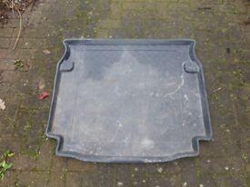 Vauxhall Signum load mat