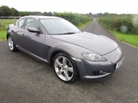 2007 madza rx8 ... LOW MILES 66K excellent driver