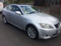 lexus is220d car,full service history,owned by same family,2 owners,alloys,fullspec