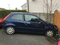 Ford Fiesta Finesse 2003