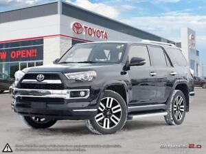 2014 Toyota 4Runner LIMITED - LEATHER - NAVIGATION!