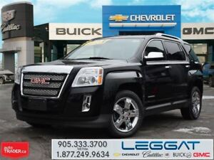 2013 GMC Terrain SLT-2 AWD/ Leather/ Sunroof/Safety Pkg
