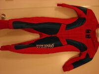 5 Superhero PJs, excellent condition