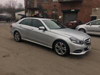 Mercedes E220 cdi AUTOMATIC 2.1 diesel 2013 ( new shape )
