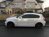 BMW 118d sport 2009(59) 2l diesel,BHP 140.8 £30 Road tax,41k miles
