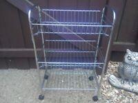 Kitchen/vegetable/storage rack/trolley/cart.