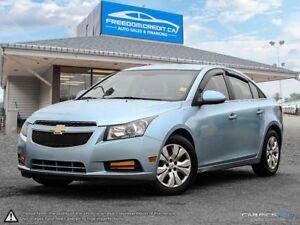 2012 Chevrolet Cruze LT Turbo LT SEDAN  LOADED
