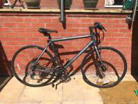 Gryphon carrera men's bicycle RRP £349 from Halfords