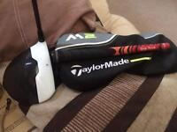 Taylormade m2 driver 10.5 with a choice off shafts