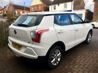 2015 SsangYong Tivoli 1.6 SUV - IMMACULATE - WARRANTY - NEW TYRES