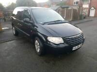 CHRYSLER VOYAGER 2.5CRD 2006 7 SEATER SWAP OR PX CONSIDER