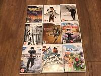 Mix + Match Wii Games (incl Tomb Raider, Thrillville, Resident Evil, Call of Duty etc)