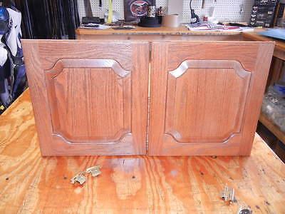 """Solid Oak Cabinet Doors  14 1/2"""" X 15 3/4"""""""