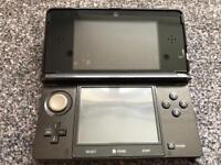 Nintendo 3DS Black charcoal