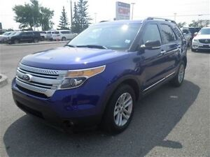 2014 Ford Explorer XLT | 4X4 | V6|Camera|NAV|Leather|S Roof