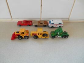 Corgi, Matchbox etc Toy Cars