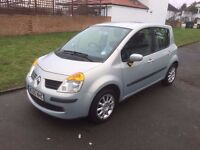 Renault Modus 1.6 16v Dynamique 5dr, AUTOMATIC,1 OWNER, 6 MONTHS FREE WARRANTY, FULL SERVICE HISTORY