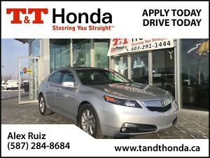 2012 Acura TL *No Accidents, Bluetooth, Heated Seats*
