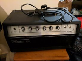 Ampeg GVT15H guitar amplifier