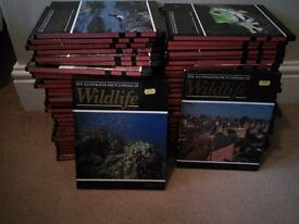 Complete Collection of The Illustrated Encyclopedia of Wildlife Volumes 1 to 62
